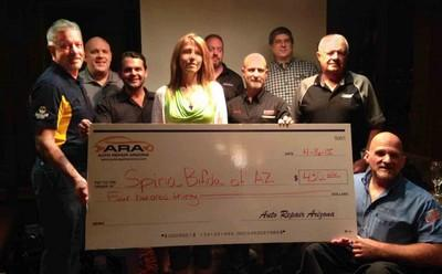 Spina Bifida Check Donation